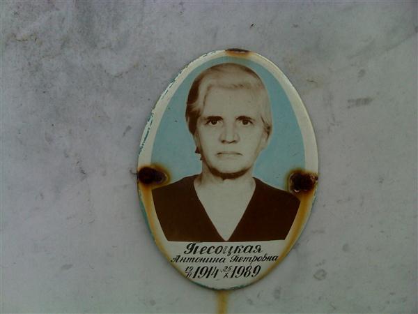 Мемориал - Песоцкий Николай Александрович : Международная система поминовения усопших