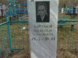 Мемориал - Абрамов Александр Степанович : Международная система поминовения усопших